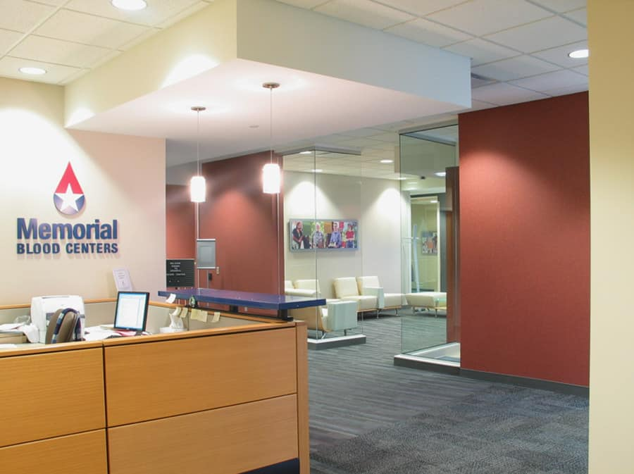 MEMORIAL BLOOD CENTERS TECHNOLOGY CENTER