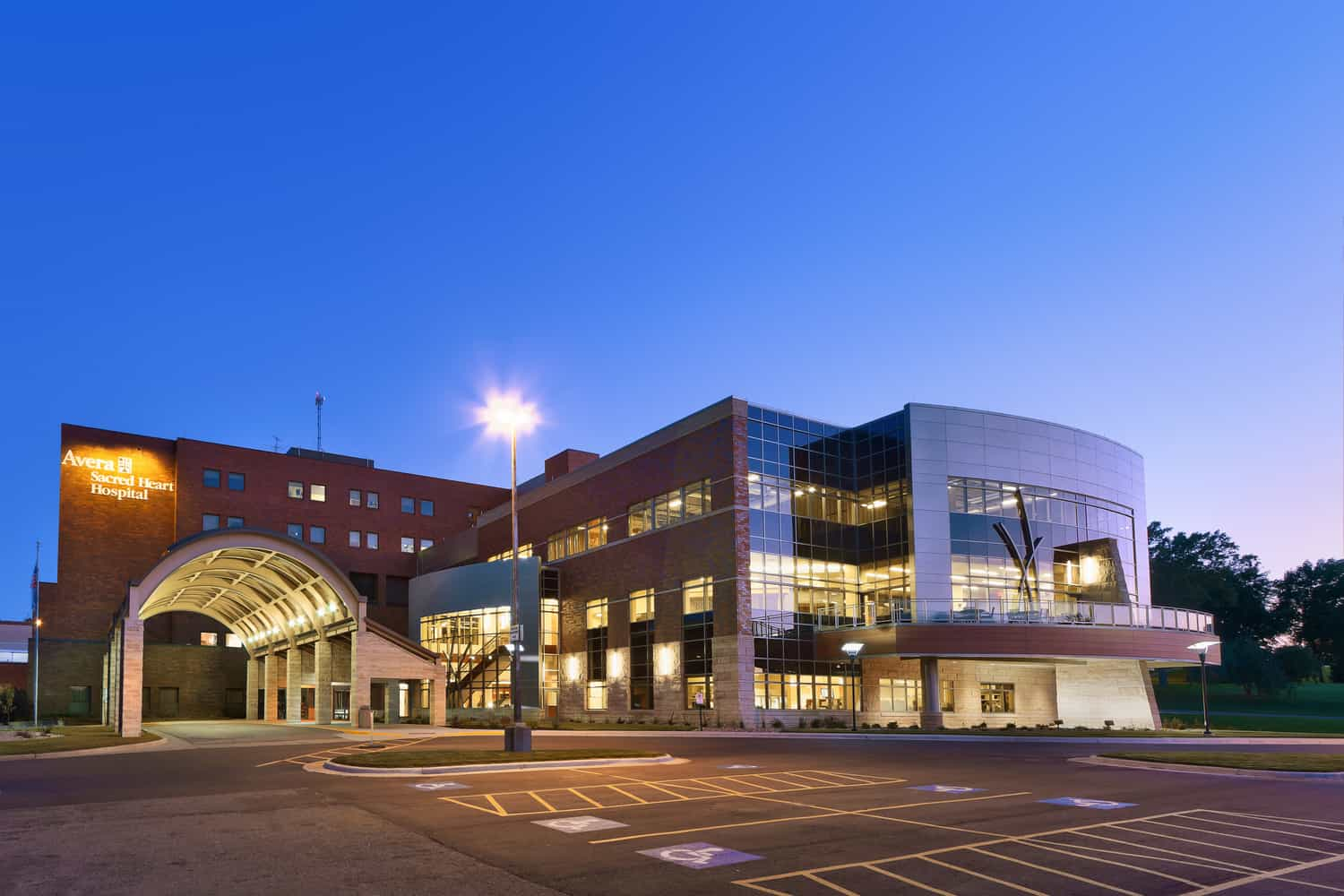 AVERA SACRED HEART HOSPITAL NORTHERN LIGHTS EXPANSION