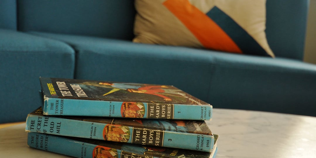 Hardy Boys and Life Lessons