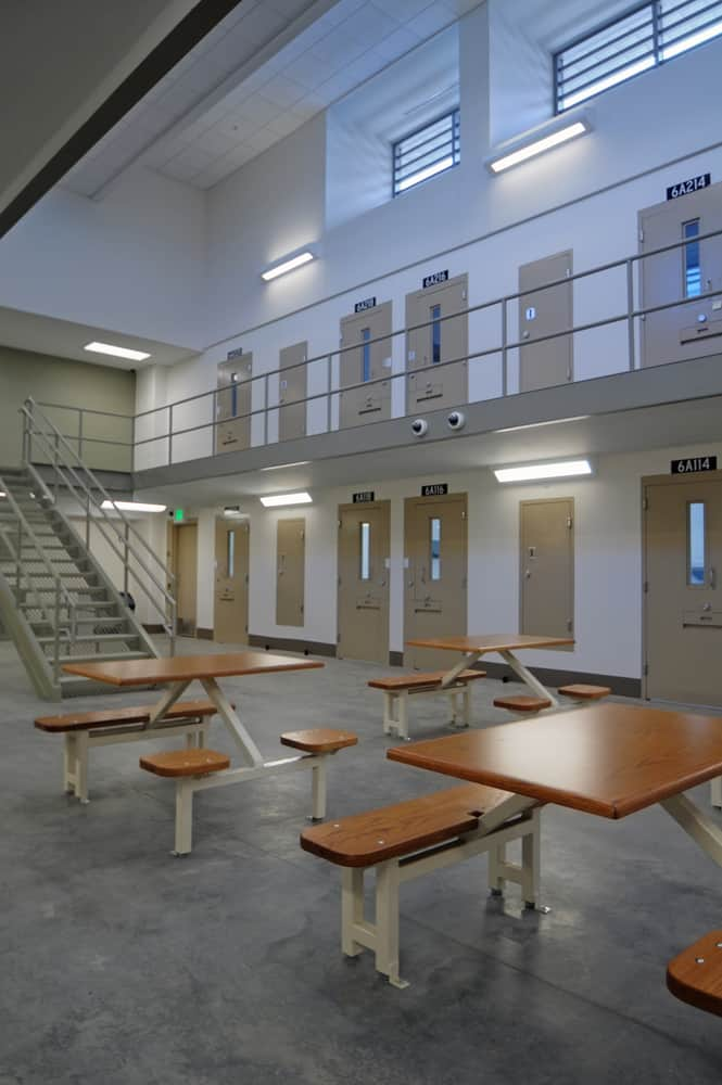 NORTH DAKOTA DEPARTMENT OF CORRECTIONS & REHABILITATION STATE PENITENTIARY