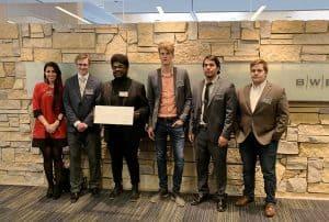 BWBR Prize finalists from North Dakota State University