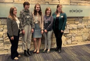 BWBR Prize finalists from University of Wisconsin-Stout