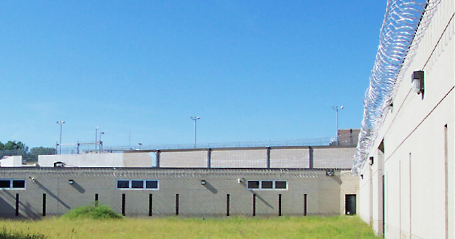 MINNESOTA CORRECTIONAL FACILITY OAK PARK HEIGHTS ADMINISTRATIVE CONTROL UNIT