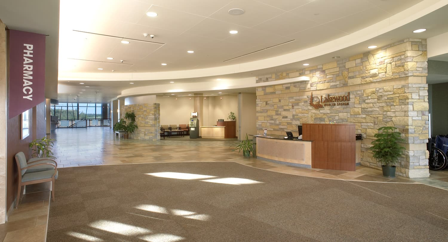 LAKEWOOD HEALTH SYSTEM HOSPITAL & CLINIC