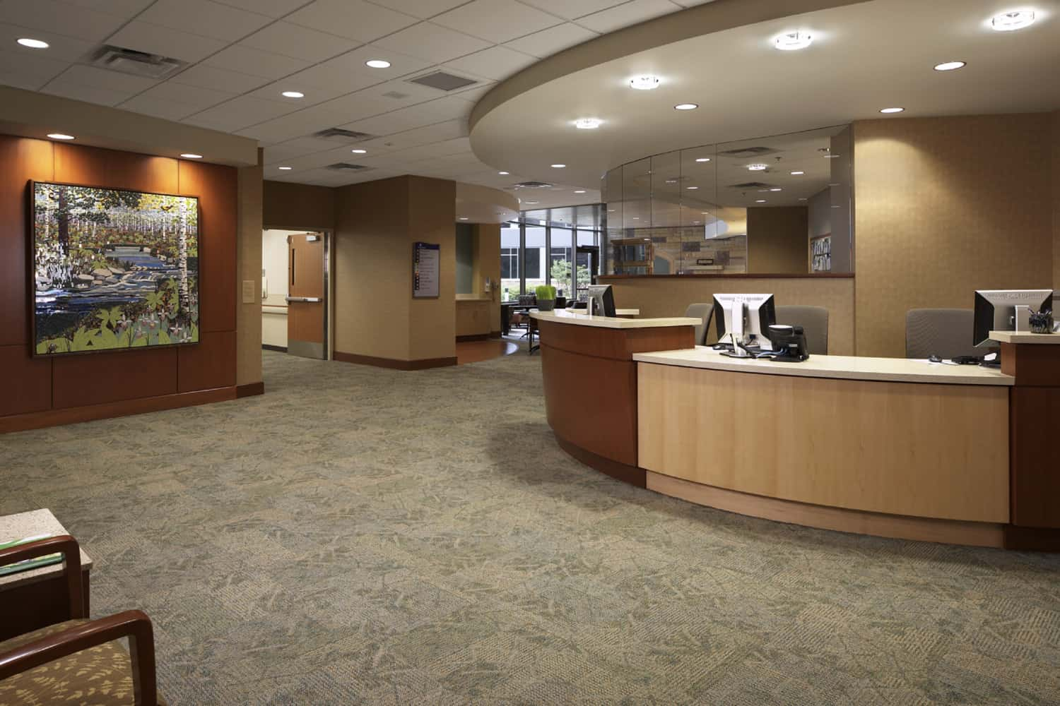 PARK NICOLLET HEALTH SERVICES FRAUENSHUH CANCER CENTER
