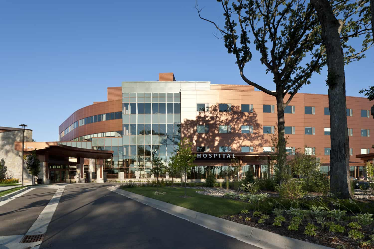 MAPLE GROVE HOSPITAL MEDICAL CAMPUS PHASE II