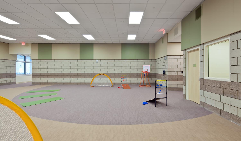 Inpatient Mental Health Center | BWBR