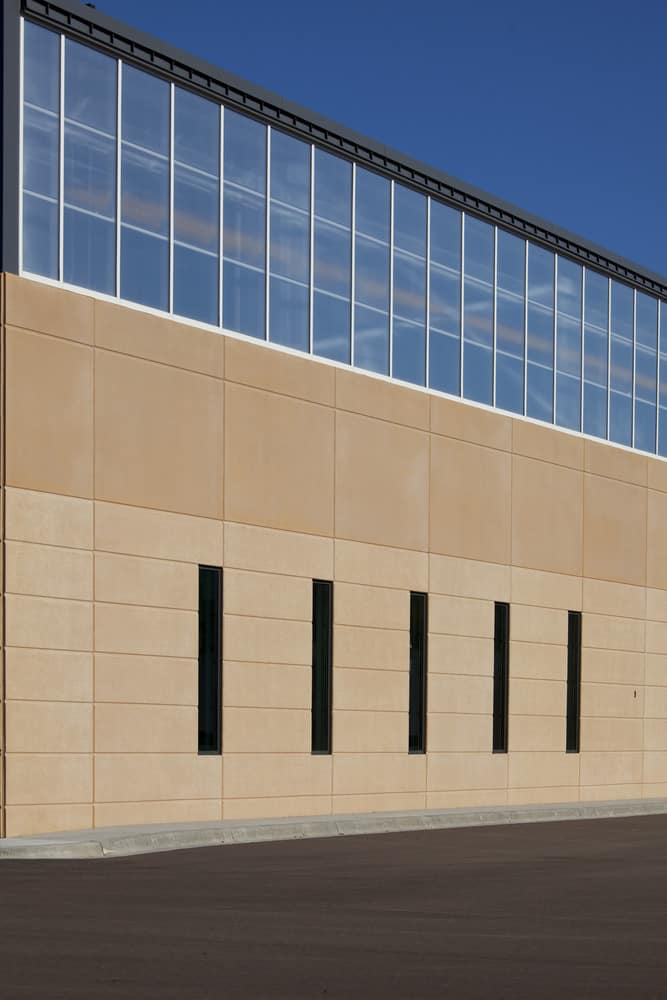 Maintenance Facility & District Headquarters | BWBR