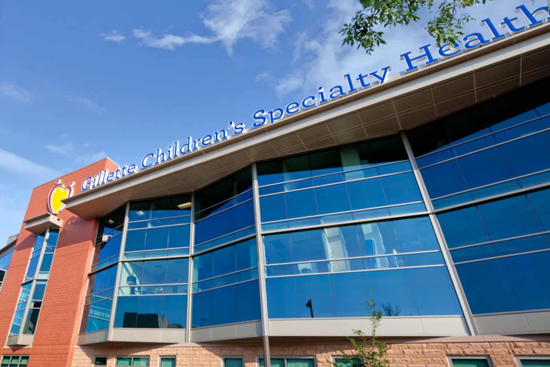 GILLETTE CHILDREN'S SPECIALTY HEALTHCARE CAMPUS EXPANSION & RENOVATION