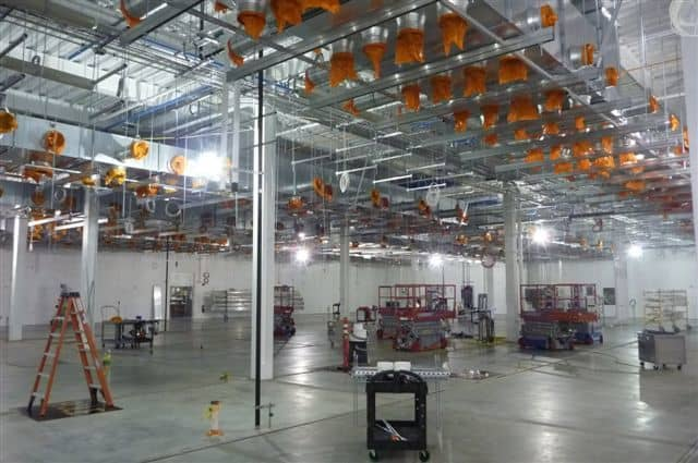 UTC AEROSPACE SYSTEMS BURNSVILLE SEMICONDUCTOR FACILITY EXPANSION