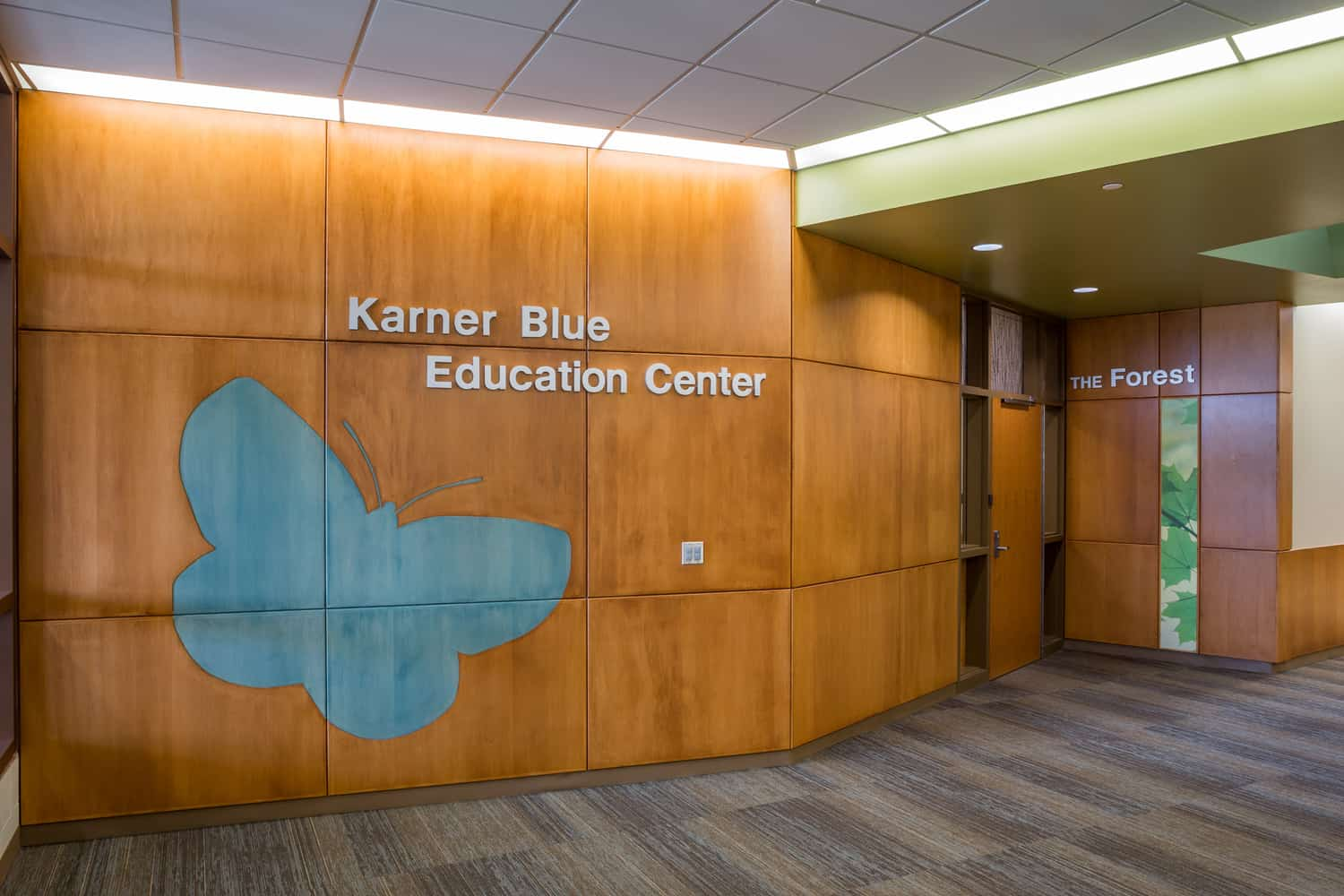 KARNER BLUE EDUCATION CENTER KARNER BLUE EDUCATION CENTER