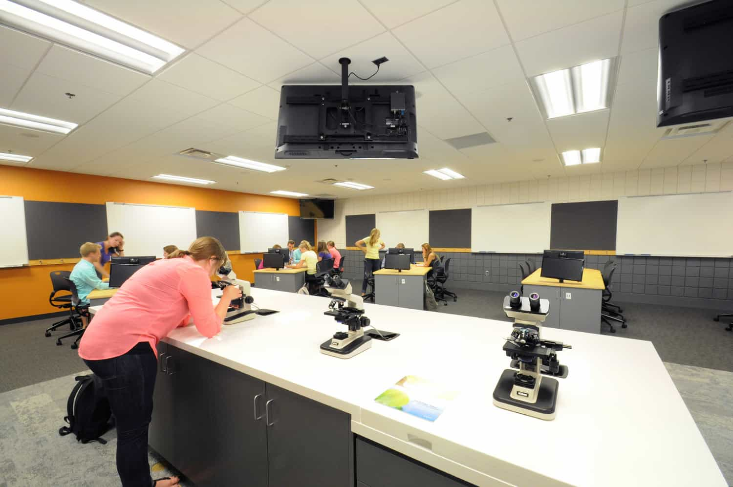 UNIVERSITY OF MINNESOTA ANIMAL SCIENCE/VETERINARY MEDICINE ACTIVE LEARNING CLASSROOM