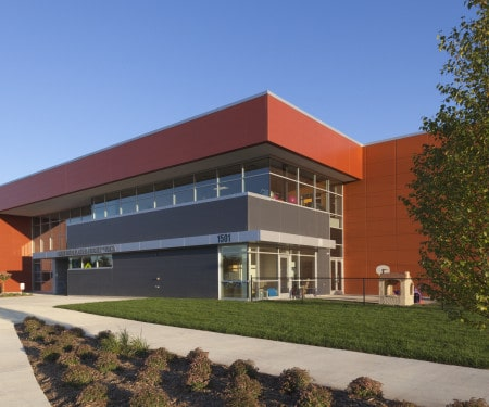 NORTHFIELD AREA FAMILY YMCA COMMUNITY CENTER