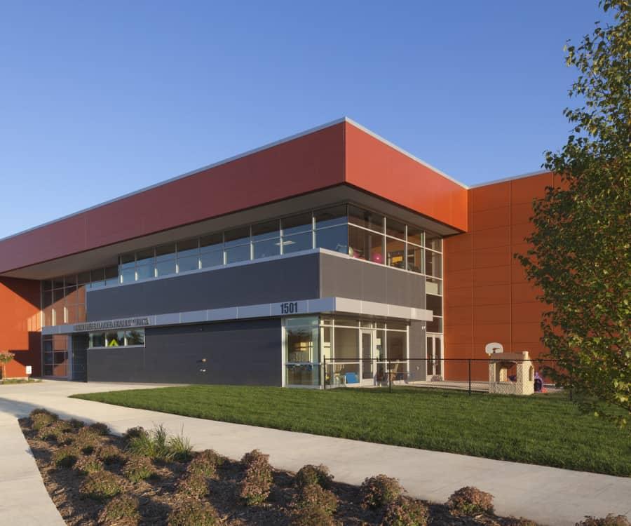 NORTHFIELD AREA FAMILY YMCA COMMUNITY CENTER