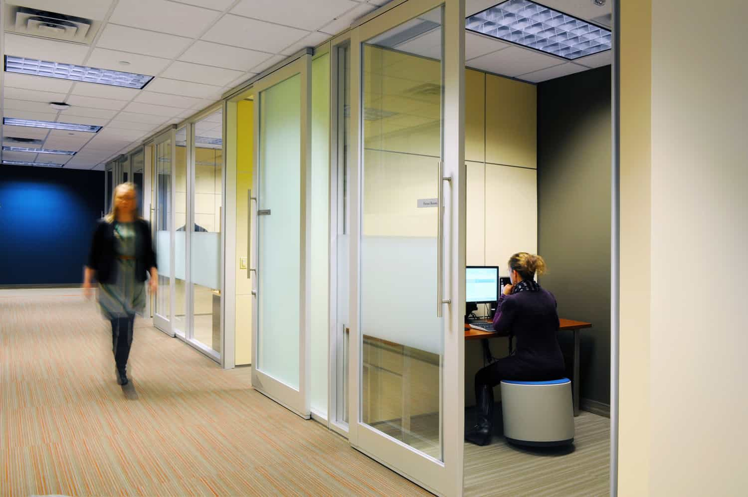 BREMER BANK CORPORATE OFFICE EXPANSION & RENOVATION