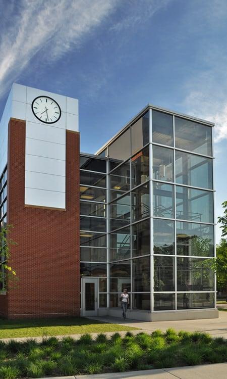 St. Cloud State University Ramp