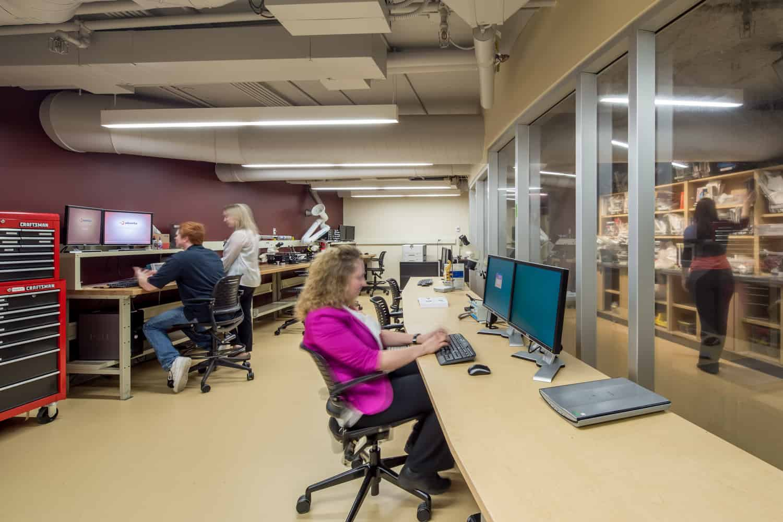 University of Minnesota Medical Devices Center Prototype Lab
