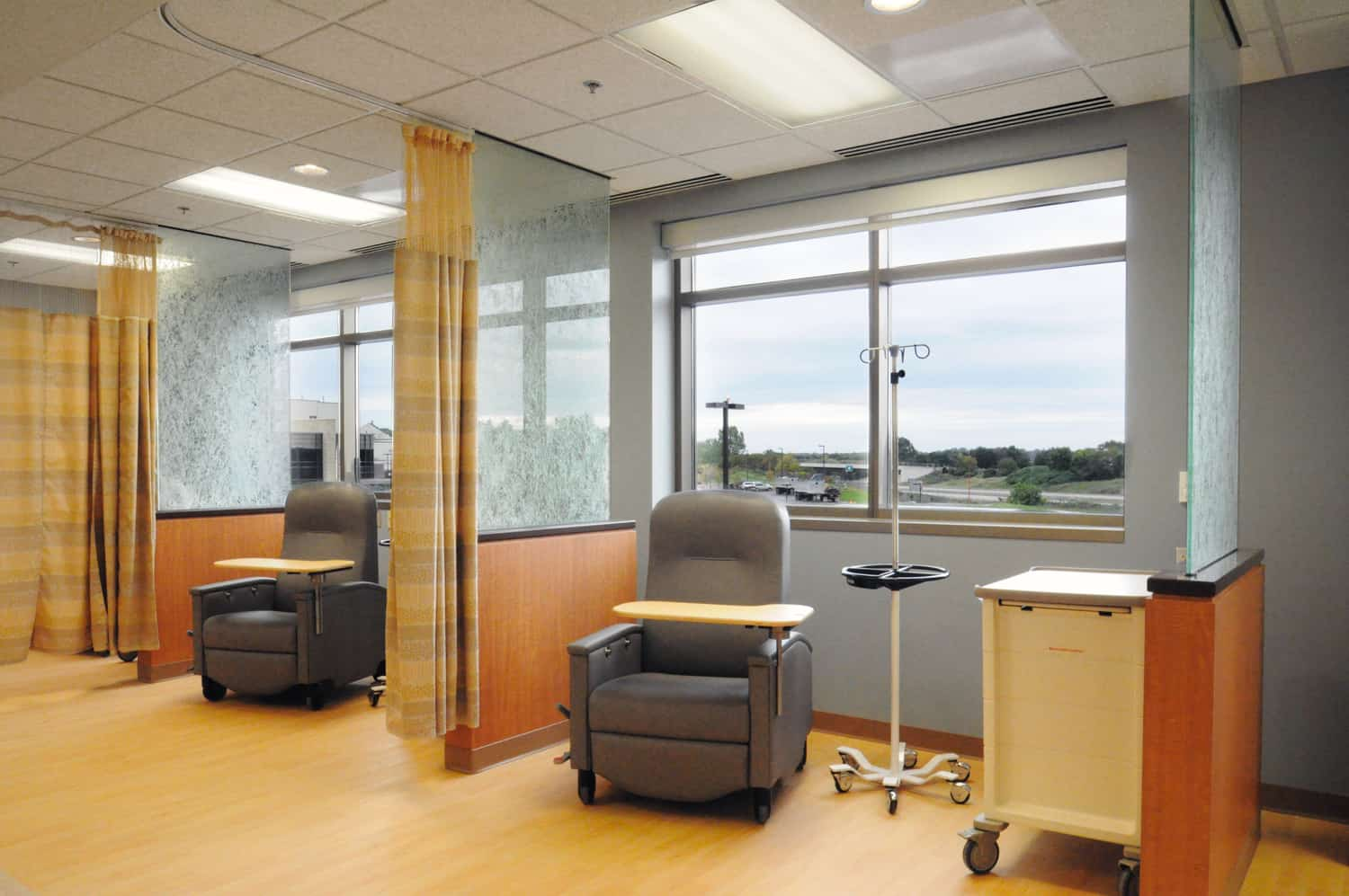 Fairview Ridges Hospital Outpatient Specialty Center and Hospital Expansion