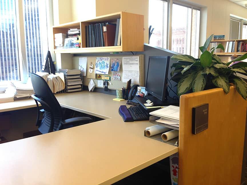 BWBR work desks
