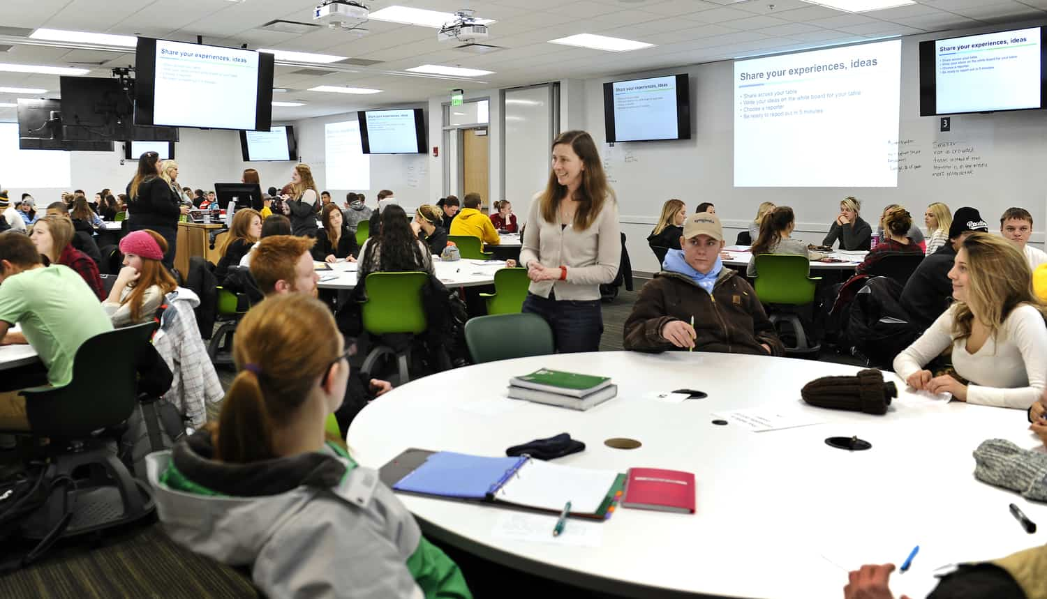 Classroom Design Models ~ Questions to consider when designing an active learning