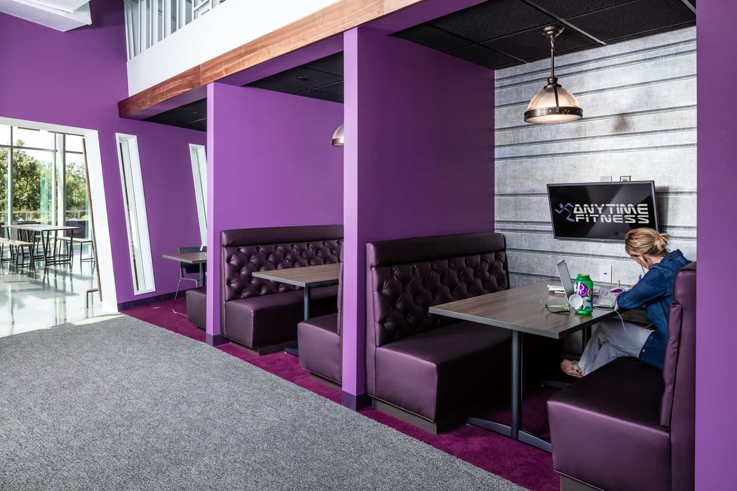 Anytime Fitness New Corporate Headquarters