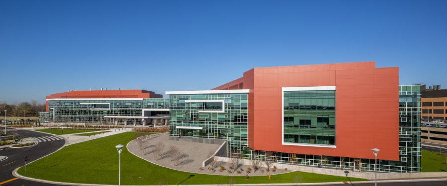 Fortune 500 Company Research & Development Building