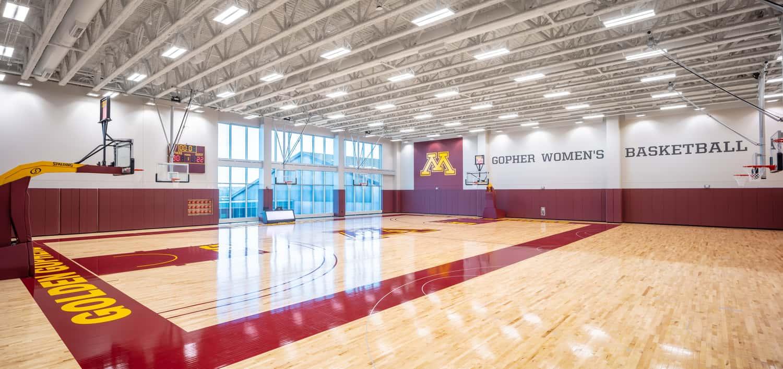 University of Minnesota Athletes Village
