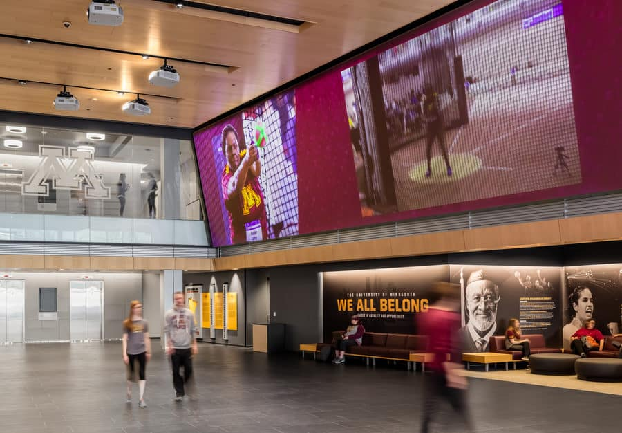 University of Minnesota Athletes Village