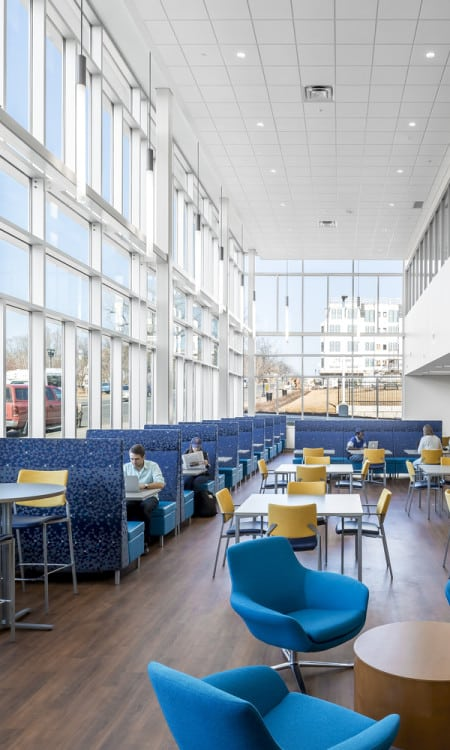 Metro State Student Center