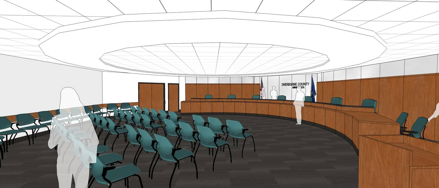 Sherburne County Government Center Expansion