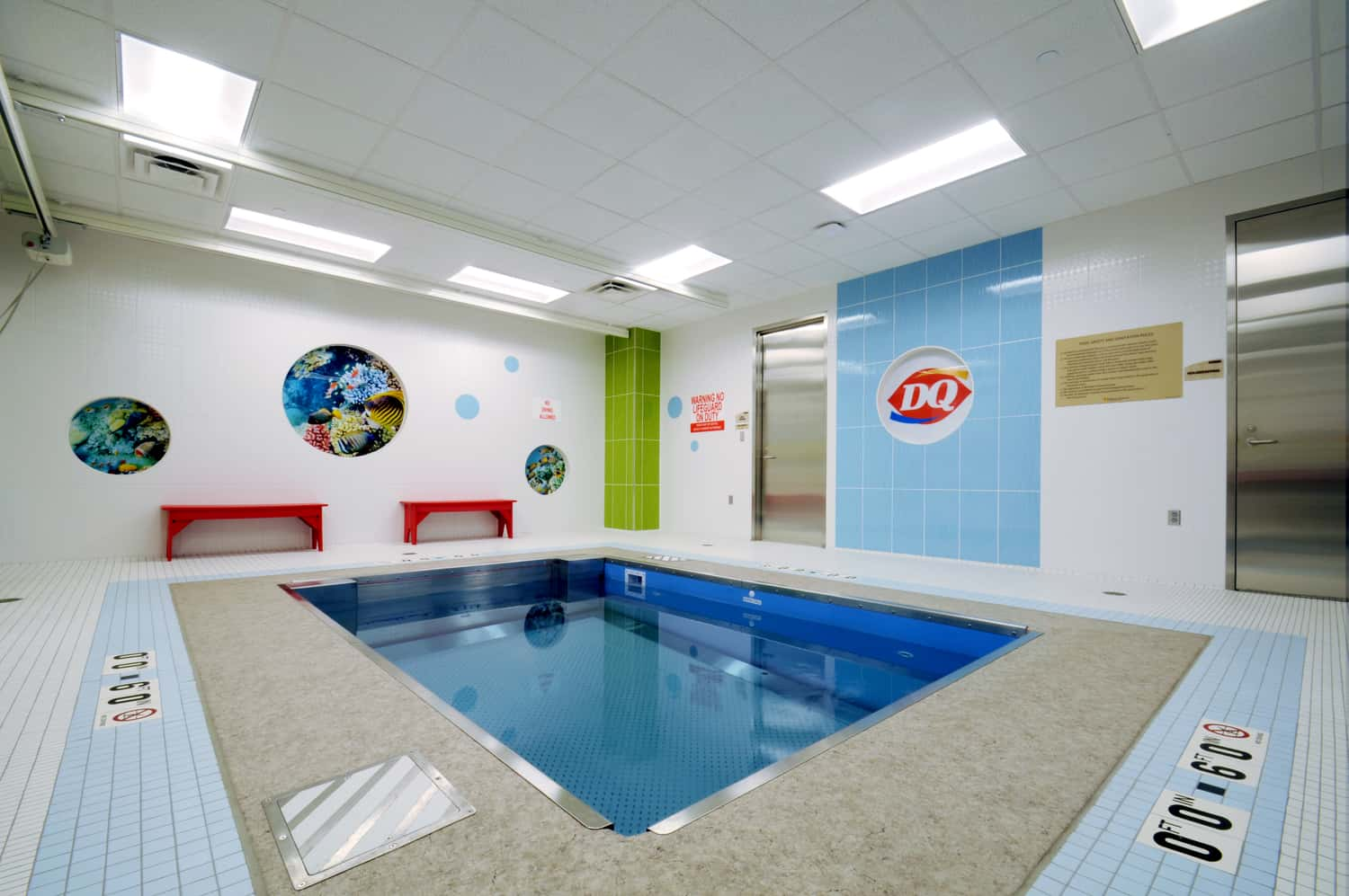 Gillette Therapy Pool