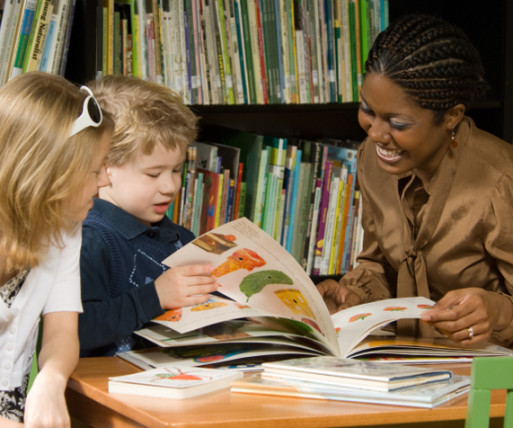 Teacher Read Aloud