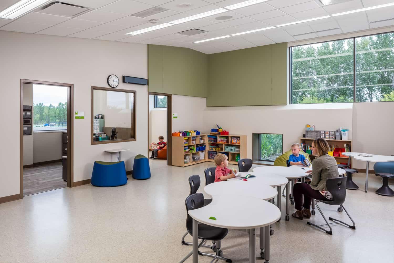 Northeast Metro Intermediate School District 916 Pankalo Education Center