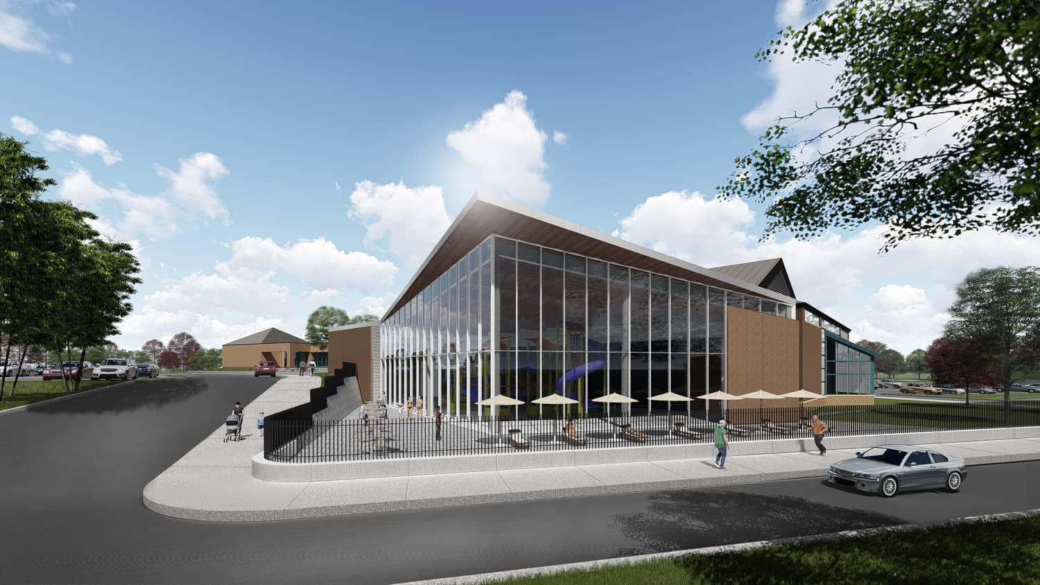 Shoreview Community Center Addition and Remodeling