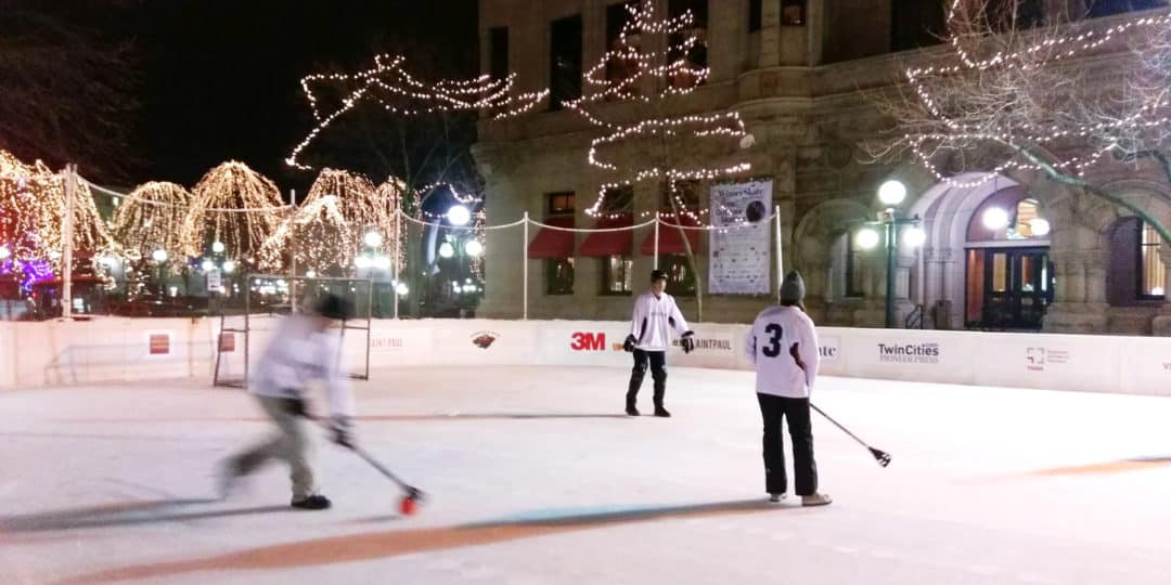 2016 BWBR Broomball