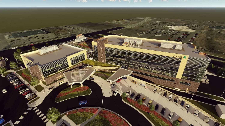 Avera McKennan Hospital, Avera on Louise