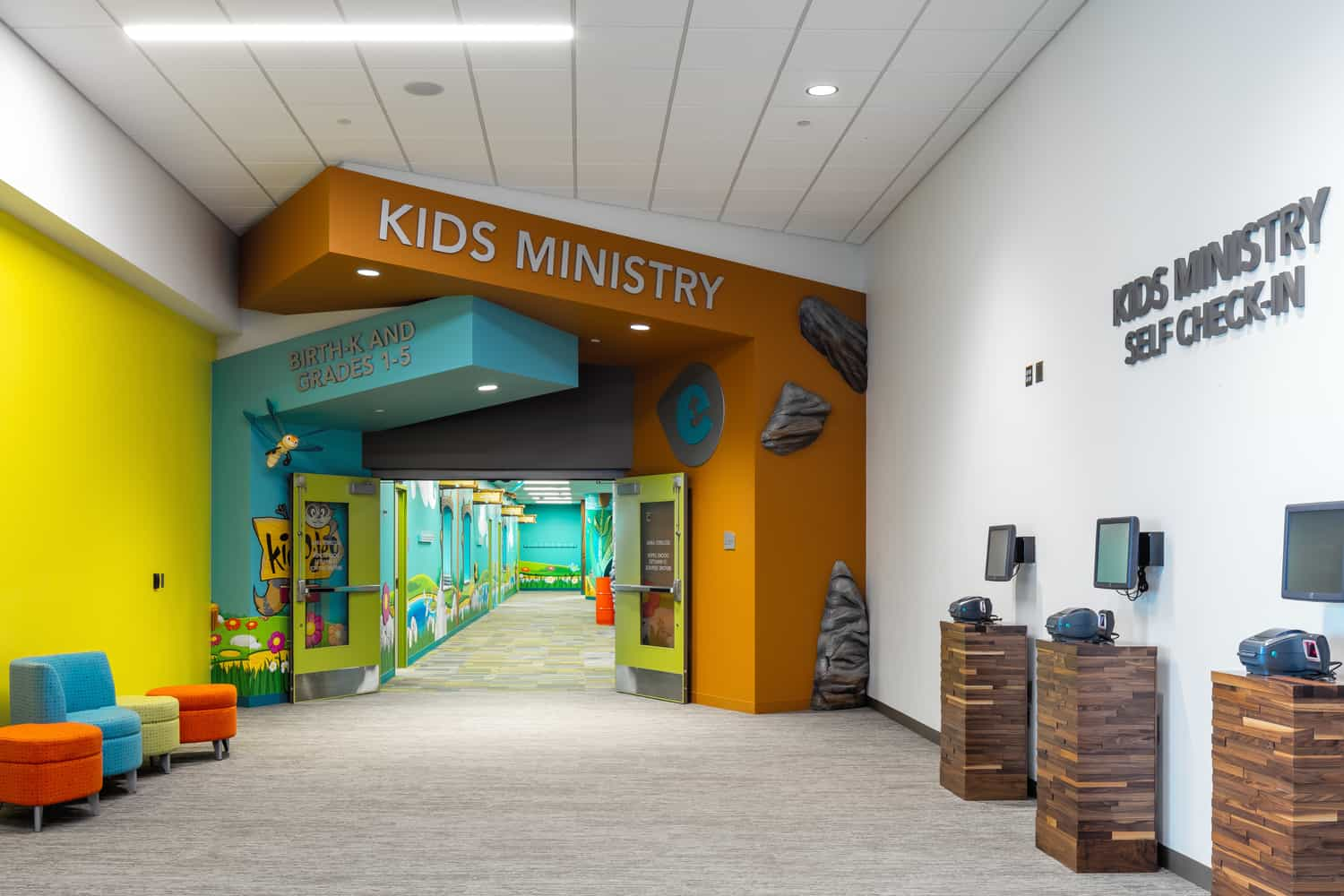 Eagle Brook Megachurch Adds A Site With Kmart