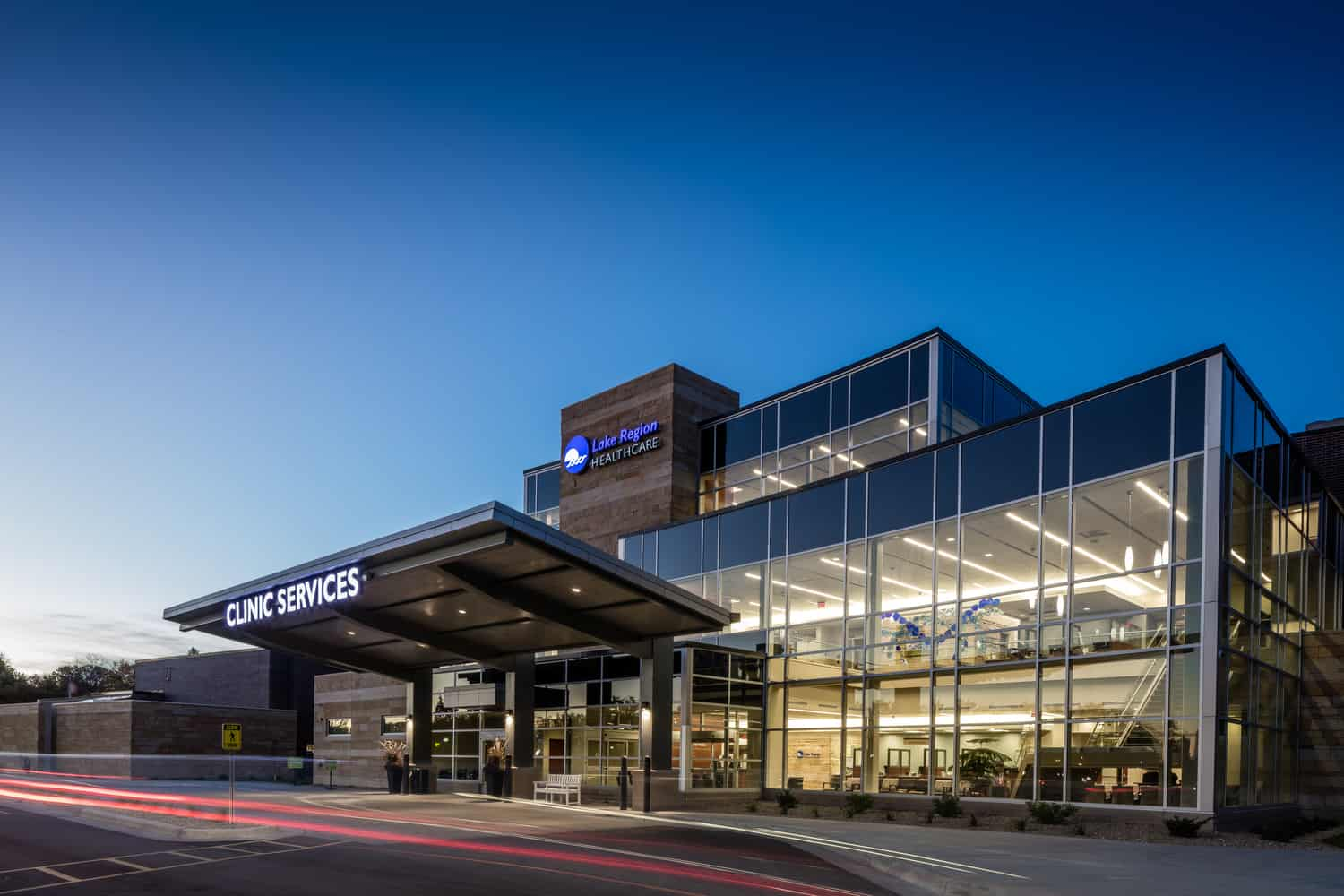 Lake Region Healthcare New Ambulatory Care Clinic and Hospital Remodeling