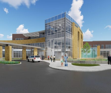 Tomah Memorial Hospital Replacement Health and Wellness Campus