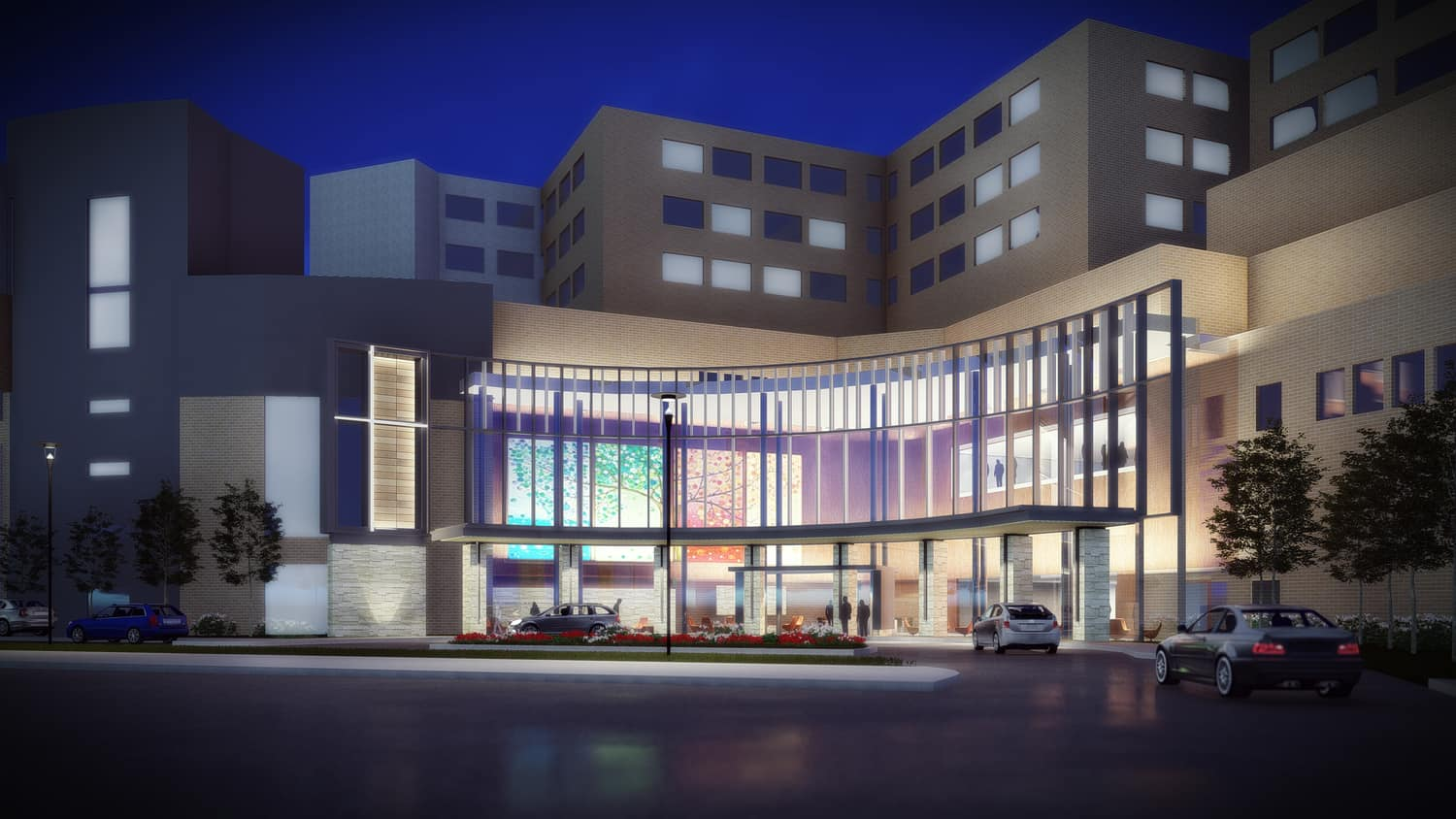 Emergency Surgery And Parking Ramp Expansion Renovation