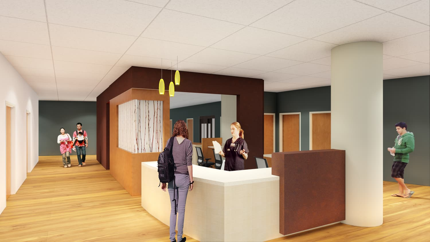 Merrill Pioneer Community Hospital Replacement Critical Access Hospital