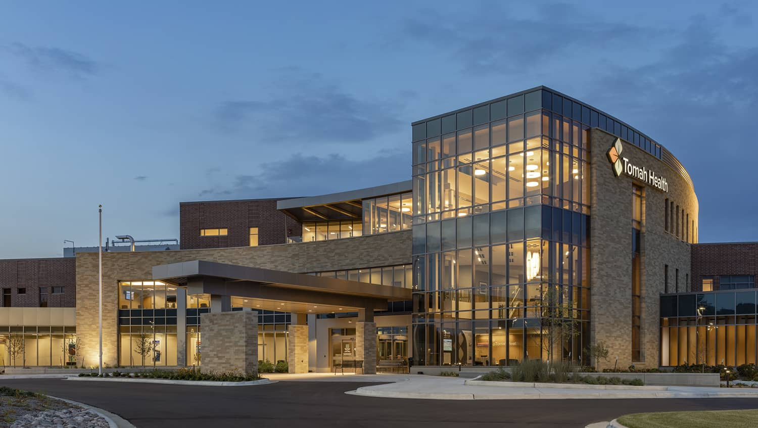 Tomah Health Replacement Critical Access Hospital Health and Wellness Campus