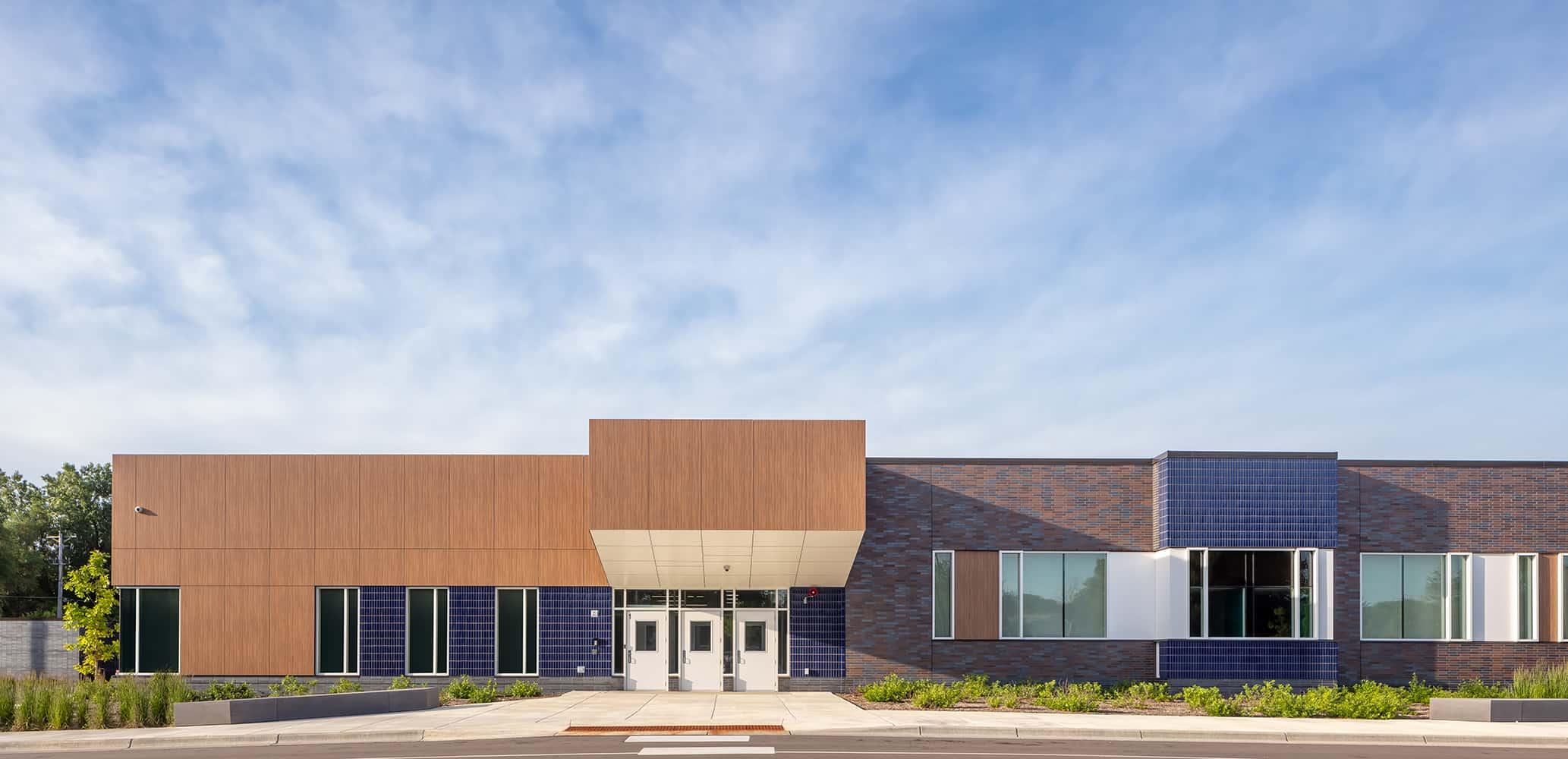 Saint Paul Public Schools RiverEast K-8 Special Education School