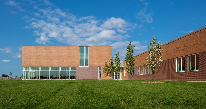 Brookview Elementary School Exterior
