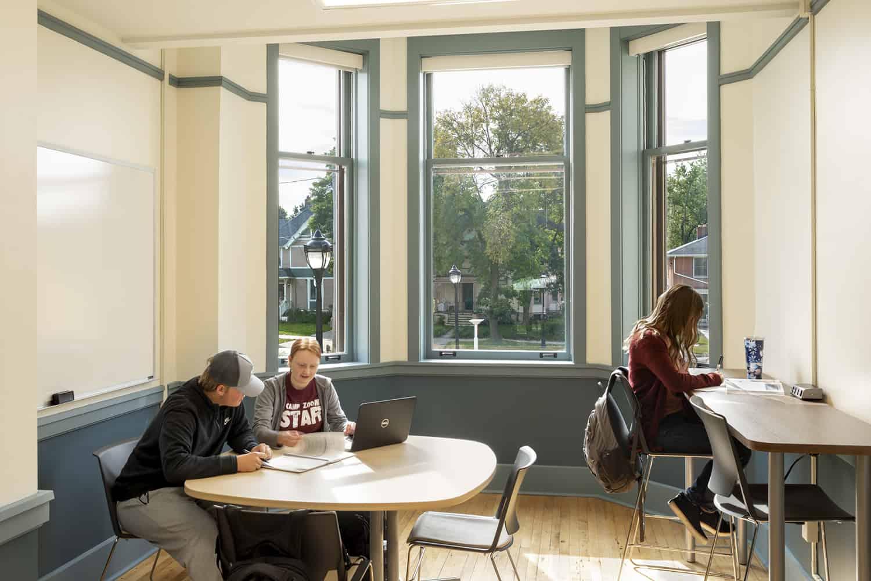 Carroll University Rankin Hall Renovation