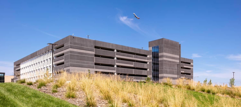 HealthPartners, Inc. Corporate Headquarters New Parking Garage