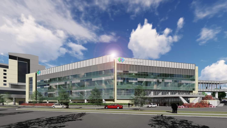 Regions Hospital Family Birth Center