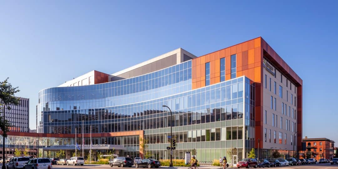 Hennepin Healthcare Clinic and Specialty Center