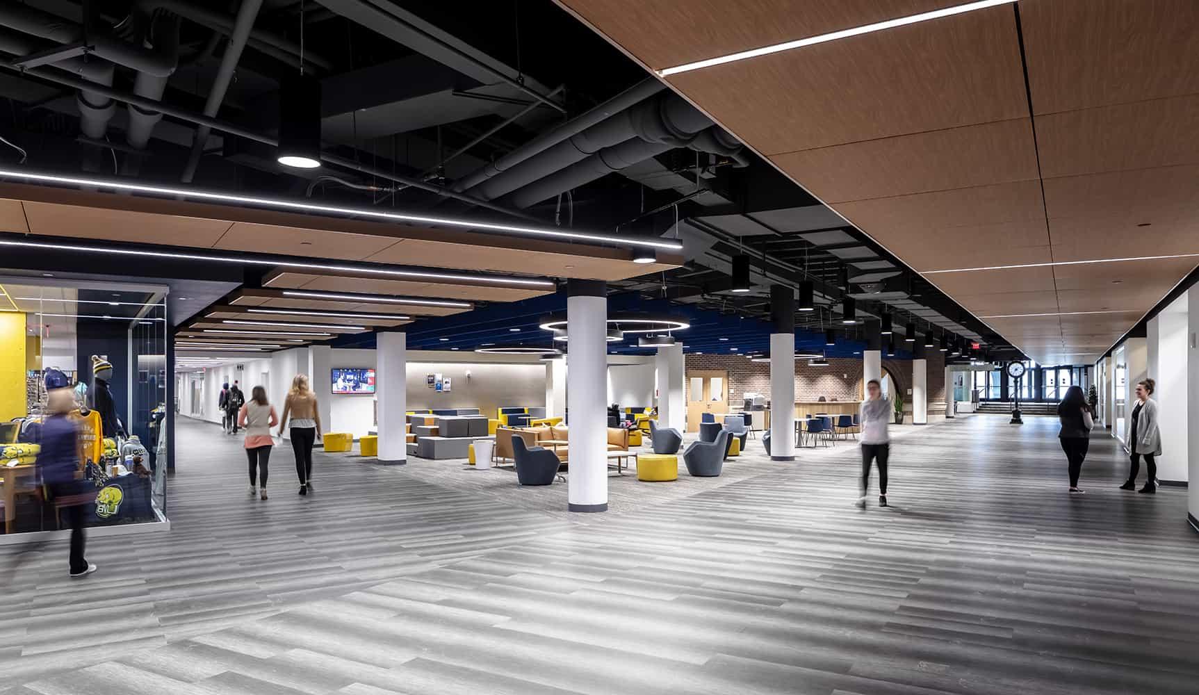Buena Vista University Siebens Forum Renovation