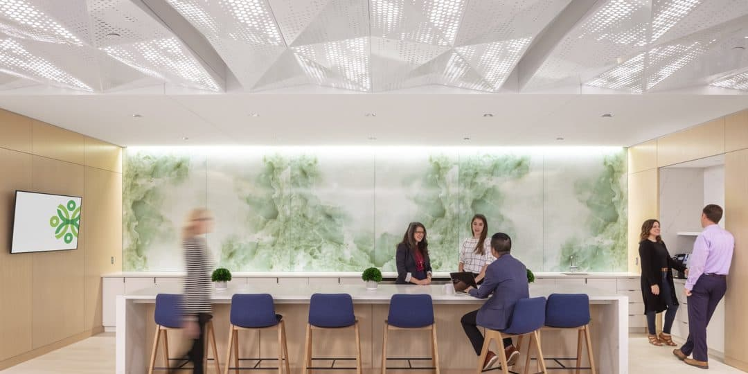 Securian Financial Asset Management Office Renovation